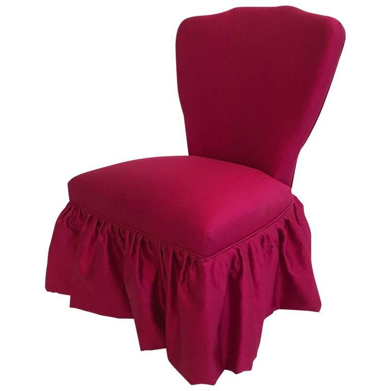 Ruby Slipper Chair 1