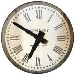 One Belgian Clock