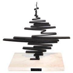 Lia Di Leo Sculptor to the Stars 1/1 Kinetic Sculpture 3.9 Magnitude