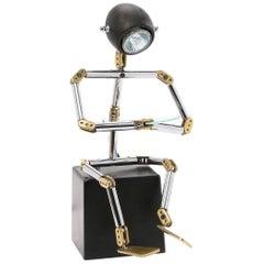 """Table Lamp """"Oscar"""" by Ygnacio Baranga, 1985"""