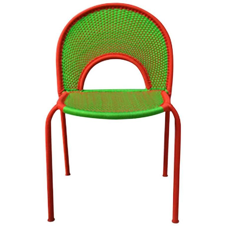 Banjooli Chair by Sebastian Herkner for Moroso for Indoor and Outdoor