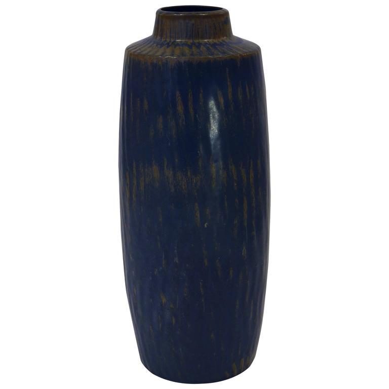 Gunnar Nylund Monumental Ceramic Vase for Rörstrand, circa 1950s