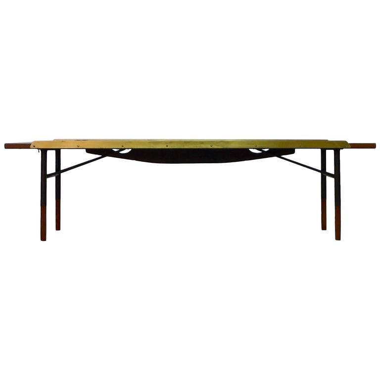 Finn Juhl Bench / Coffee Table