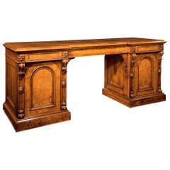 Exceptional and Rare Pollard Oak Sideboard