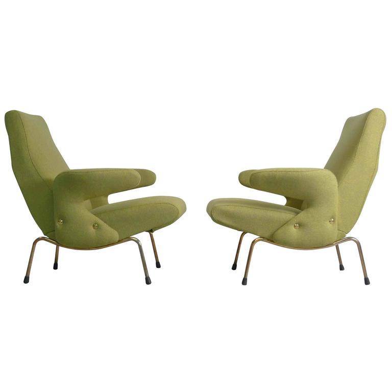 Erberto Carboni Delfino Chairs 1