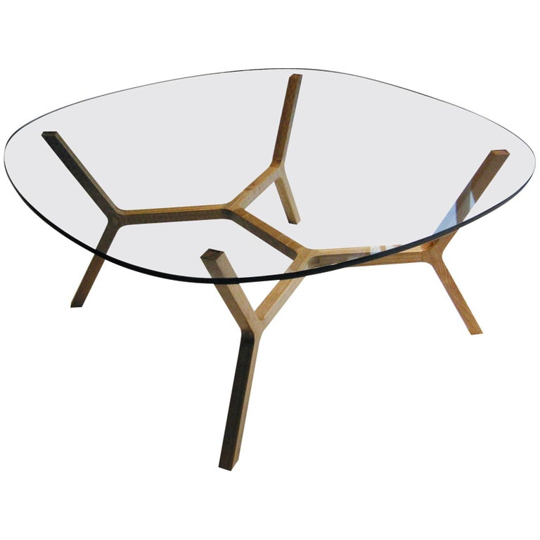 "Casey Lurie Studio Contemporary ""Stick"" Coffee Table In"