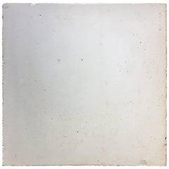 Moroccan Encaustic Cement Tile in Antique White Color