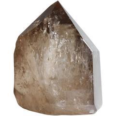 "Large Smoky Quartz ""Glacier"" Crystal"