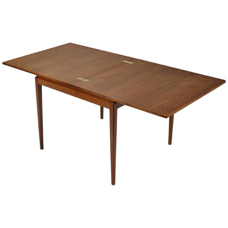 Jens Risom Expanding Dining Table For