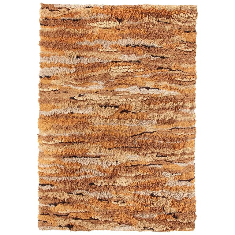 """""""Sauvage"""" 100 Knot Hand-Knotted Rug 1"""