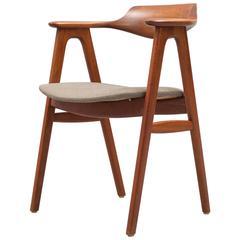 1950s, Danish Modern 'Hong' Armchair by Erik Kirkegaard
