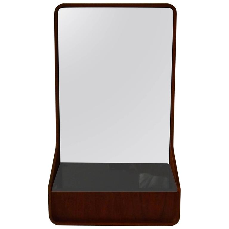 'Euroika' Vanity Mirror by Friso Kramer for Auping, Netherlands, 1960s