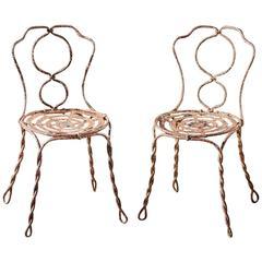 19th Century Vachon Chairs