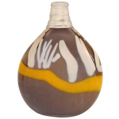 Murano Glass Vase by Sandro Frattin/La Vetreria Artistica TFZ Int