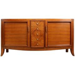 Art Deco Rosewood Sideboard, French, circa 1930