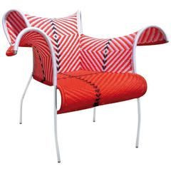Ibiscus Armchair by Dominique Pétot for Moroso for Indoor and Outdoor