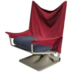 """Aeo"" Lounge Chair by Archizoom for Cassina"