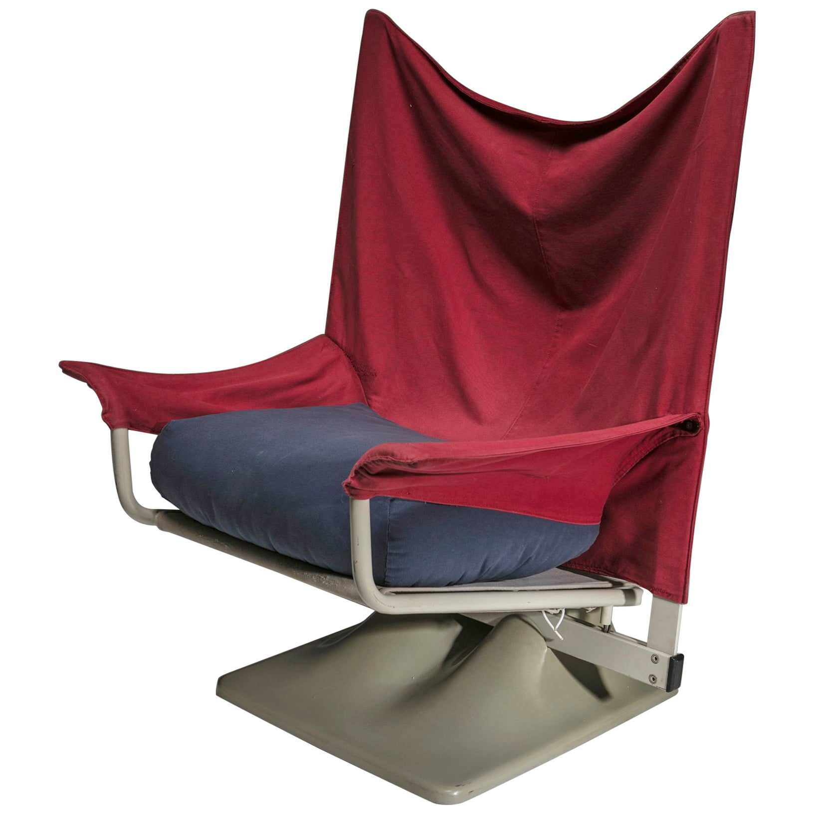 """""""Aeo"""" Lounge Chair by Archizoom for Cassina"""