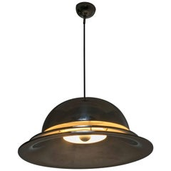 "Pendant Lamp Model ""2507"" by G.P.A. Monti for Fontana Arte"