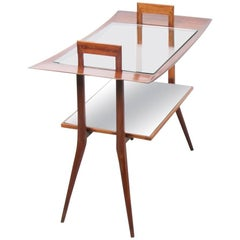 Carlo Enrico Rava Tray Table, circa 1940