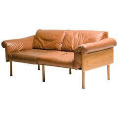 Ateljee Two-Seat Sofa by Yrjö Kukkapuro Finland
