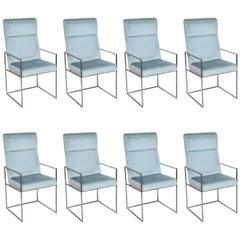 Set of Milo Baughman Dining Chairs