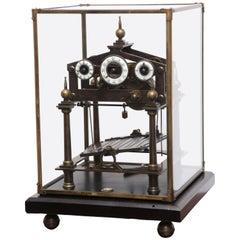 Vintage Congreve Style, Time Machine, Clock