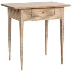 18th Century Gustavian Side Table
