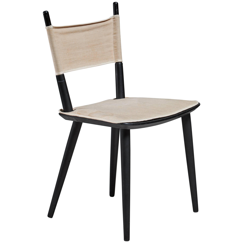 Jorgen Baekmark J108 Side Chair for FDB Møbler, Denmark, 1950s