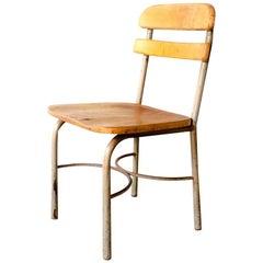 1950s School Chair, Uncommon