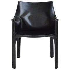 Mario Bellini 'Cab' Chair for Cassina, 20th Century, Italian