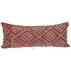 Moroccan Tribal Pillow
