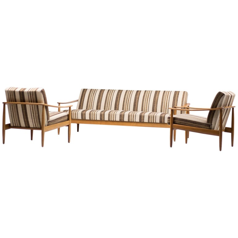 Furnitureinfashion Is Offering Very Affordable Arctic: Scandinavian Mid-Century Modern Living Room Suite With