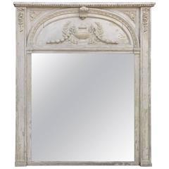Original Napoleon French Antique Mirror
