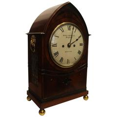 19th Century Regency London Clock