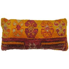 Turkish Rug Bolster Pillow