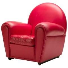 Poltrona Frau Vanity Fair Armchair by Renzo Frau