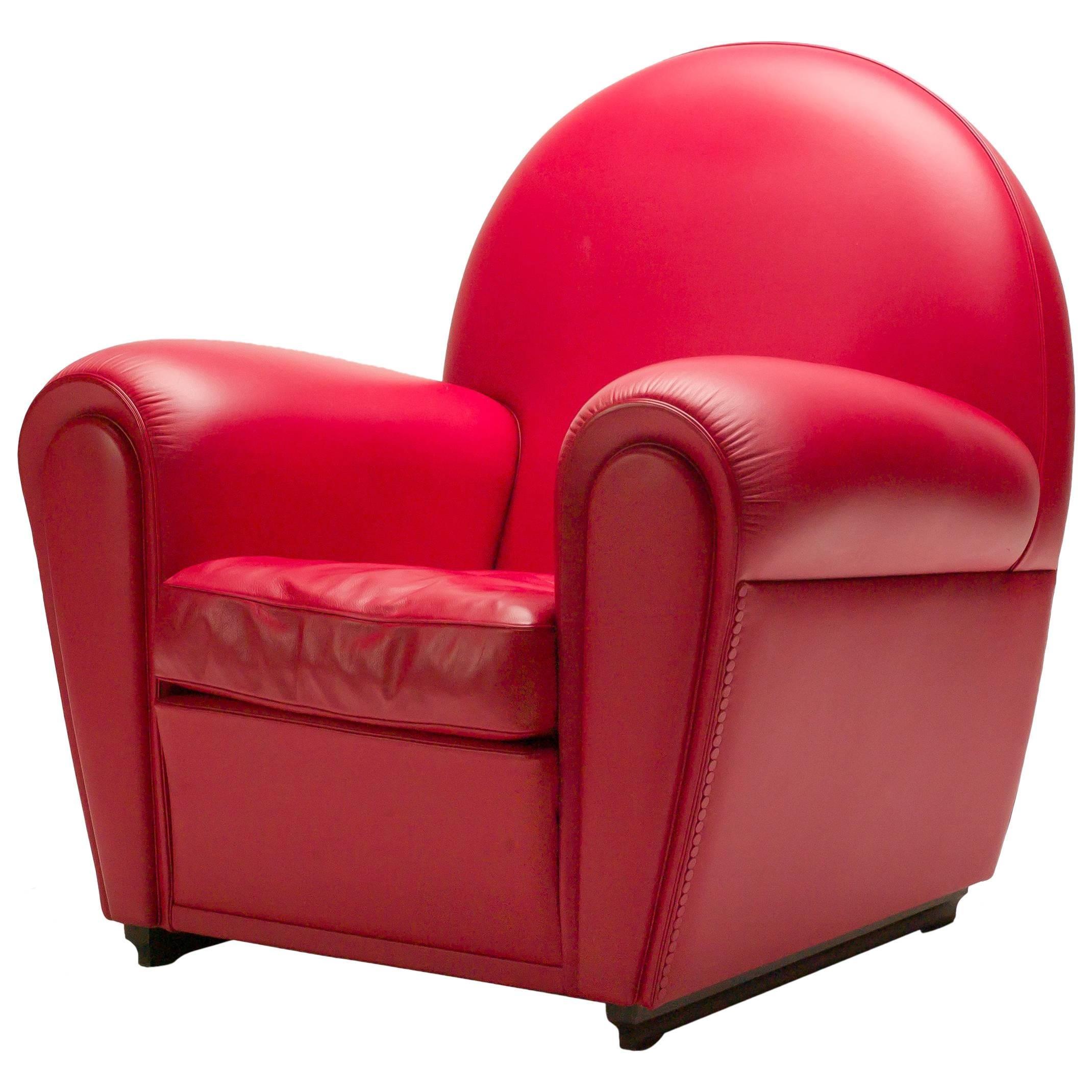 Poltrona Frau Vanity Fair Armchair By Renzo Frau 1