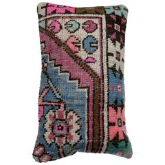 Lumbar Vintage Rug Pillow
