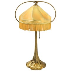 Boudoir Lamp by Edouard Colonna