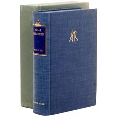 Signed Limited Edition of Ayn Rand's Atlas Shrugged