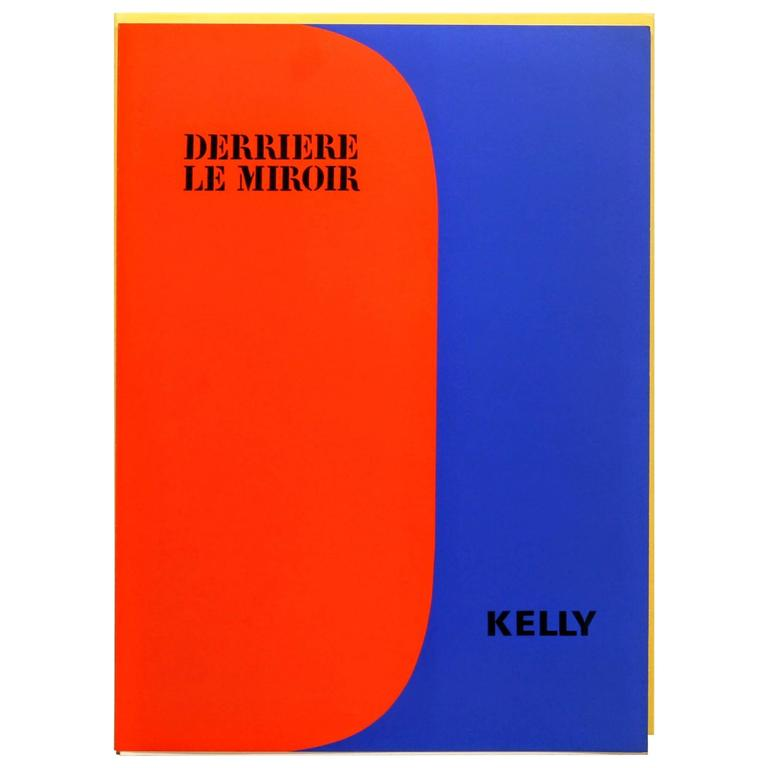 Signed Limited First Edition of Derrière Le Miroir No. 149: Ellsworth Kelly For Sale