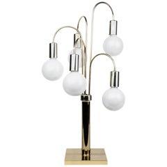 Luxe Laurel Table Lamp