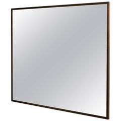XXL Bronze Mirror: 65 inches x 57 inches