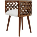 Arabesque, Contemporary Dining Chair by Nada Debs