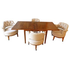 Maurice Bailey Dinette or Game Table and Chairs for Monteverdi Young