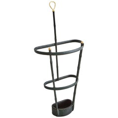 Jacques Adnet Umbrella Stand