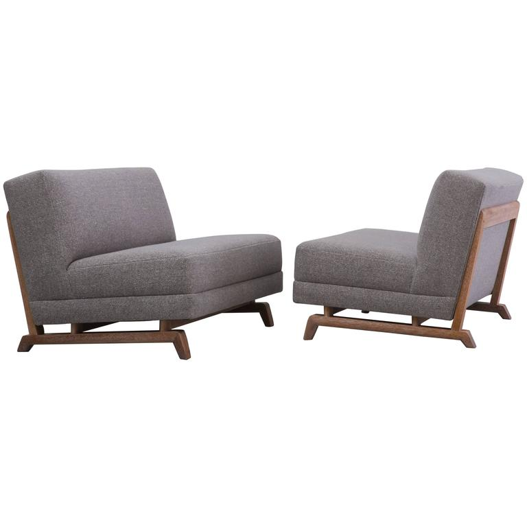 Paul Laszlo, Pair of Settees, USA, 1955 1