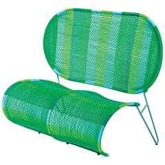 Weavers Bench by Lord Boontje for Moroso for Indoor & Outdoor Use