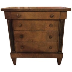Diminutive Chest of Drawers Salesman Sampler